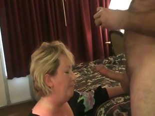 Married bbw makes video for hubby with out of..